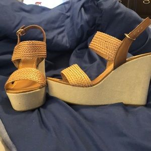 Women's Wedges Like New